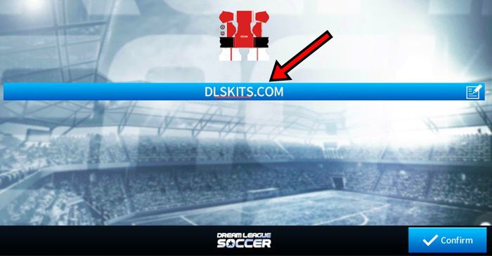 How to Import Dream League Soccer Kits Enter URL
