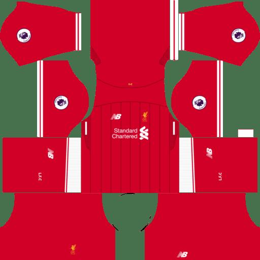 Sriwijaya FC Kit 2018 Dream League Soccer Kits and Logo