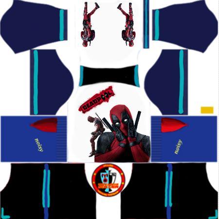 Creating Dream League Soccer Kits Custom {DLS Kits and Logo}