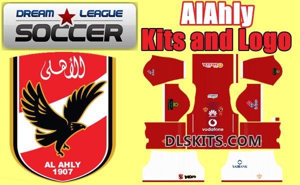 1cdceadc61f Dream League Soccer Kits AlAhly (Egypt) with Logo URL 2017/2018