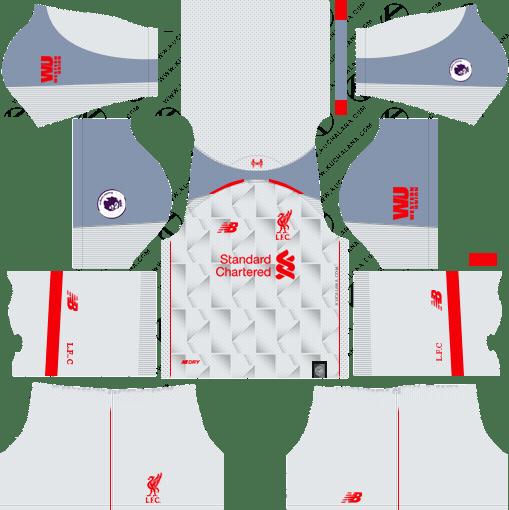 9dcbbbaa61a Dream League Soccer Kits 2018-2019 [All DLS 18 Kits & Logos]