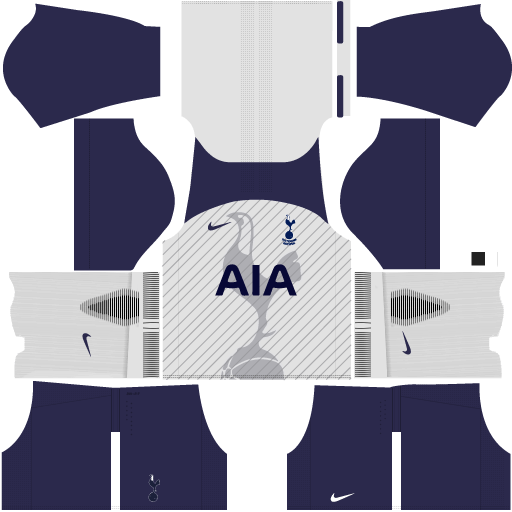 Tottenham Hotspur Dream League Soccer Kits 2017 2018 Dls Kits