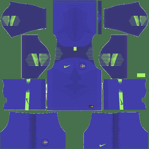 a409e056bf5 Australia 2018 World Cup Dream League Soccer Kits 512x512 URL - GOALKEEPER