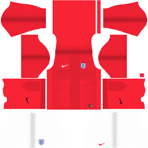 England Nike World Cup 2018 Dream League Soccer Kits URL 512x512 - Away