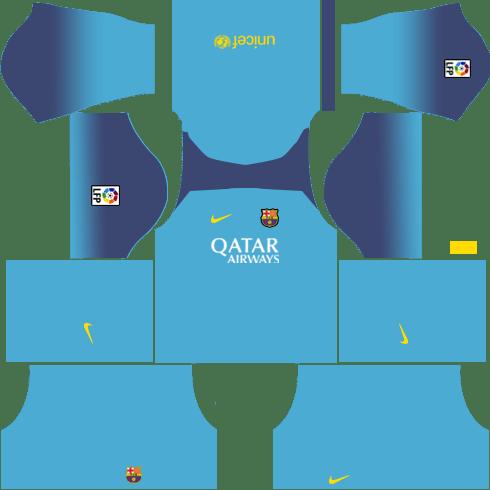 new arrival a0d70 7236b Dream League Soccer Barcelona Kits 2013-2014 URL