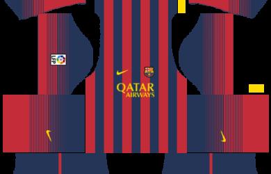 Barcelona Kits & Logo