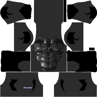 Dream League Soccer Batman Kit