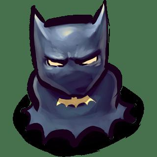 Dream League Soccer Batman Logo