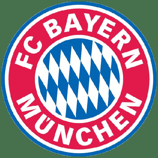 FC Bayern Munich Logo 512x512 URL Dream League Soccer Logos