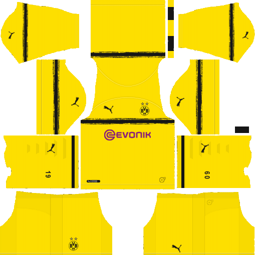 Dream League Soccer Kits Borussia Dortmund 2018 2019 Kit Url