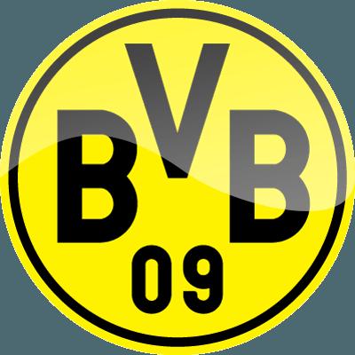 Borussia Dortmund Dream League Soccer Logo 512x512 URL