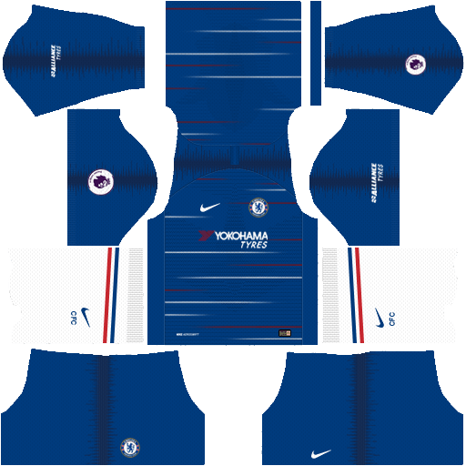 f7ae1828b Dream League Soccer Kits 2018-2019  All DLS 18 Kits   Logos