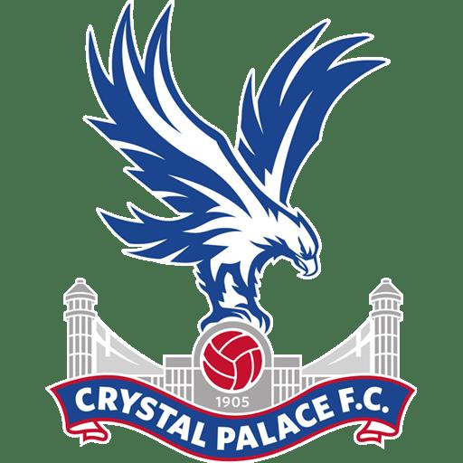 Crystal Palace F.C Dream League Soccer Logo 512x512 URL