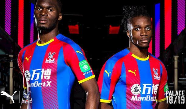 F.C. Crystal Palace 2018-19 Dream League Soccer Kits