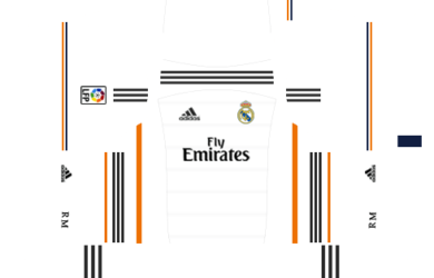 the best attitude 97994 a304b Real Madrid Kits & Logo