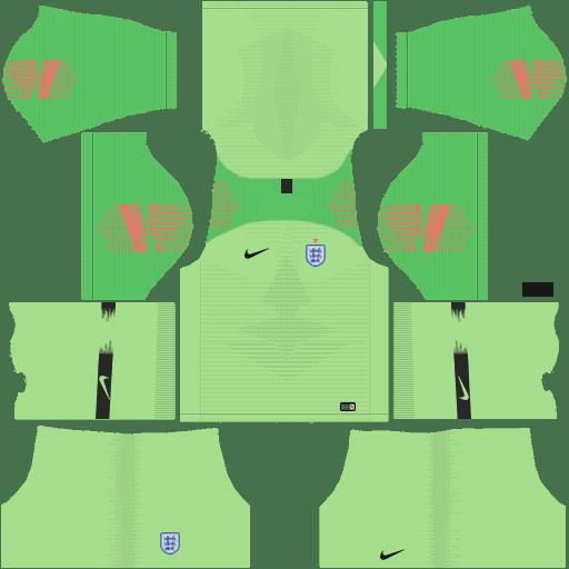 England Nike World Cup 2018 Dream League Soccer Kits URL 512x512 - Goalkeeper Away