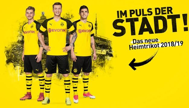 b6c31926326 Dream League Soccer Kits Borussia Dortmund 2018-2019 Kit URL