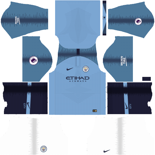 c3bf317a355 Dream League Soccer Kits 2018-2019 [All DLS 18 Kits & Logos]