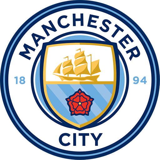 Manchester City Dream League Soccer Logo 512x512 URL