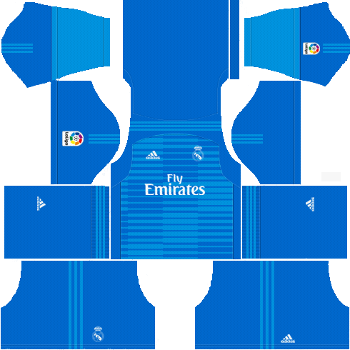 25d5b723198 Dream League Soccer Real Madrid Kits 2018-2019 URL 512x512 - GOALKEEPER AWAY