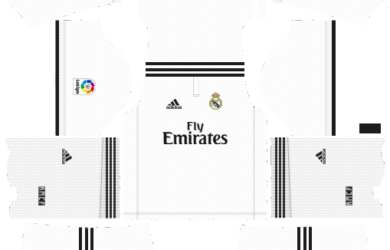 the best attitude 31e96 38f11 Real Madrid Kits & Logo