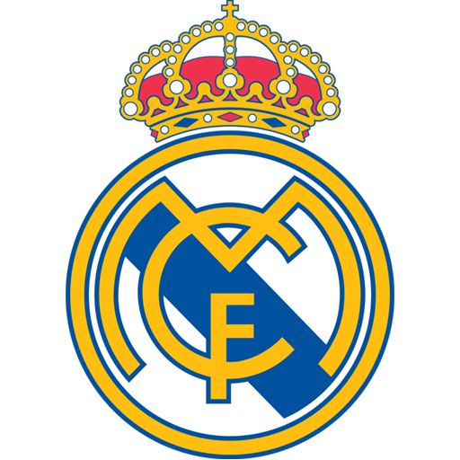 Real Madrid Dream League Logo 512x512 URL