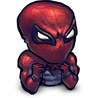 Dream League Soccer Logo Spiderman