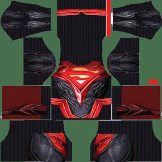Dream League Soccer Kit Superman