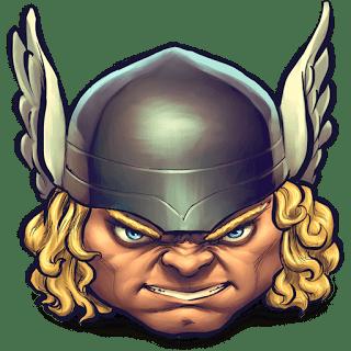 Dream League Soccer Logo Thor