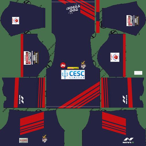 ca87698fcde ATK Kolkata Kit 2018 Dream League Soccer Kits 512x512 URL - AWAY