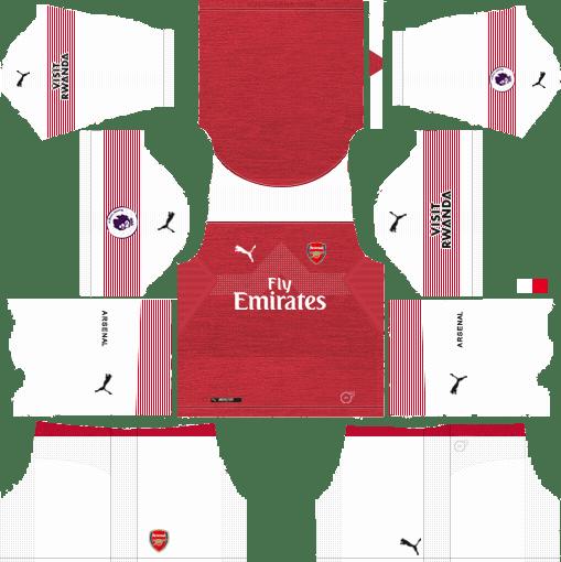 aa27d50df Dream League Soccer Kits 2018-2019  All DLS 18 Kits   Logos