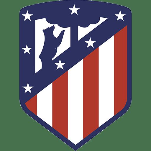 Atletico Madrid Dream League Soccer Logo 512x512 URL