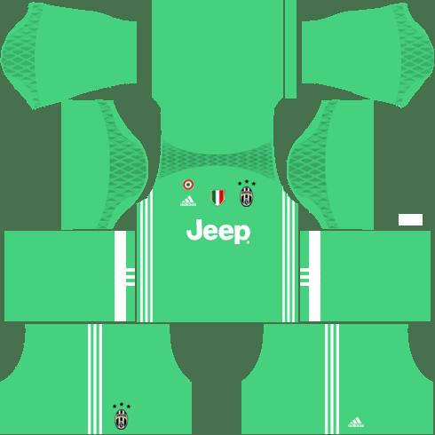 64a77f72c12 Goalkeeper Away Dream League Soccer Kits Juventus FC 2016-2017 512x512 URL