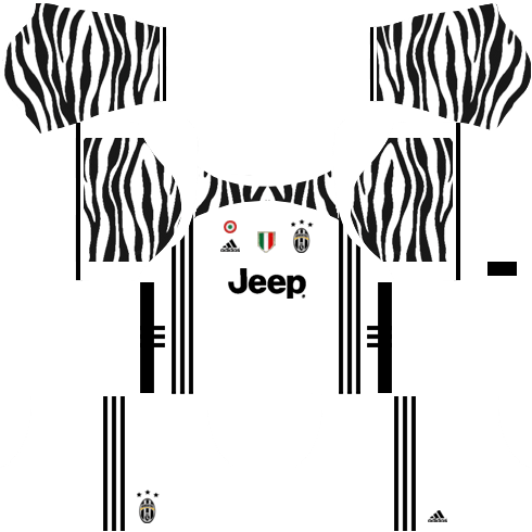 newest 48111 690d0 Dream League Soccer Kits Juventus FC 2016-2017 Kit & Logo URL