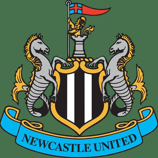 Dream League Soccer Logo Newcastle United 512x512 URL