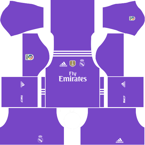 new concept bed61 c16ad Dream League Soccer Real Madrid Kits 2016-2017 URL