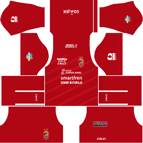 e52bd74a4 Sriwijaya FC Kit 2018 Dream League Soccer Kits 512x512 URL - Goalkeeper