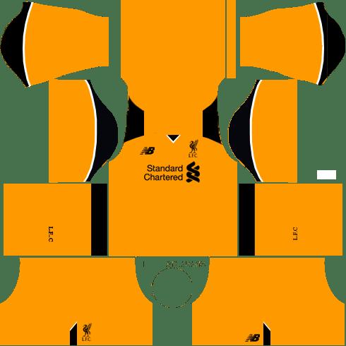 99d3ba089 Liverpool FC Goalkeeper Away 2016-2017 Dream League Soccer Kits URL 512x512