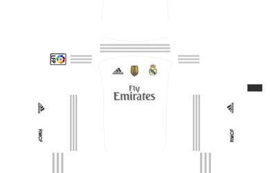 the best attitude 262e7 4136f Real Madrid Kits & Logo