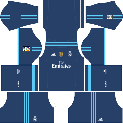 Real Madrid Kit 2015 2016 Dream League Soccer Kits