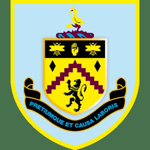 Burnley FC Dream League Soccer Logo 512x512 URL