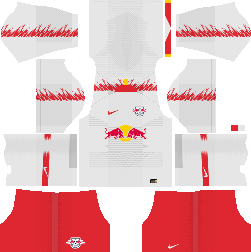 Dream League Soccer Rb Leipzig 2018 19 Kits And Logo