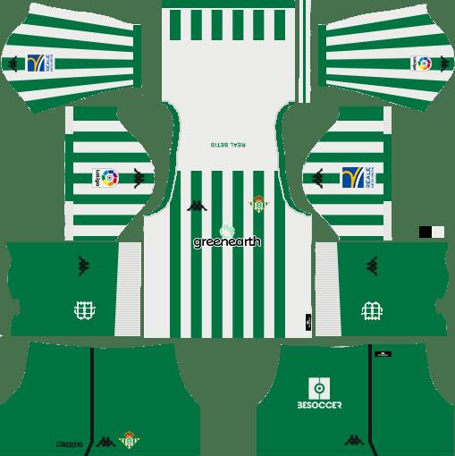 Dream League Soccer Kits URL 512x512 - Real Betis 2018-19 58cc3b9a4