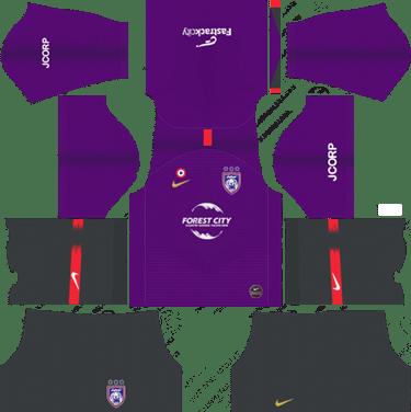 Johor Darul Takzim Away Kits 2019 - Dream League Soccer Kits 2019