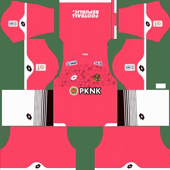 Dream League Soccer Kits - Kedah Goalkeeper Goalkeeper Third Kit 2019 - DLS 19 Kits
