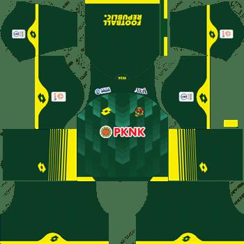 Dream League Soccer Kits - Kedah Third Kit 2019 - DLS 19 Kits