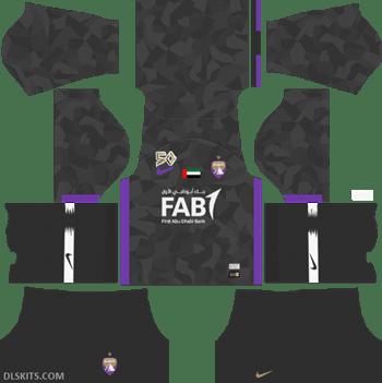 Al Ain FC Kit Third 2019 - DLS Kits - Dream League Soccer Kits URL 512x512