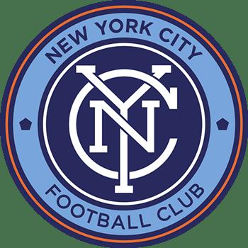 New York City FC Logo - DLS Logos - Dream League Soccer 512X512 Logo URL