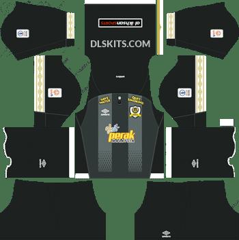 Perak Kit Away 2019 - DLS Kits - Dream League Soccer Kits 512x512