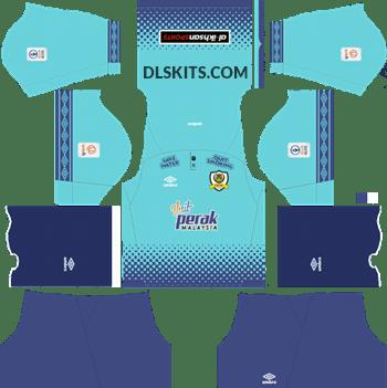 Perak Kit Goalkeeper Away 2019 - DLS Kits - Dream League Soccer Kits 512x512